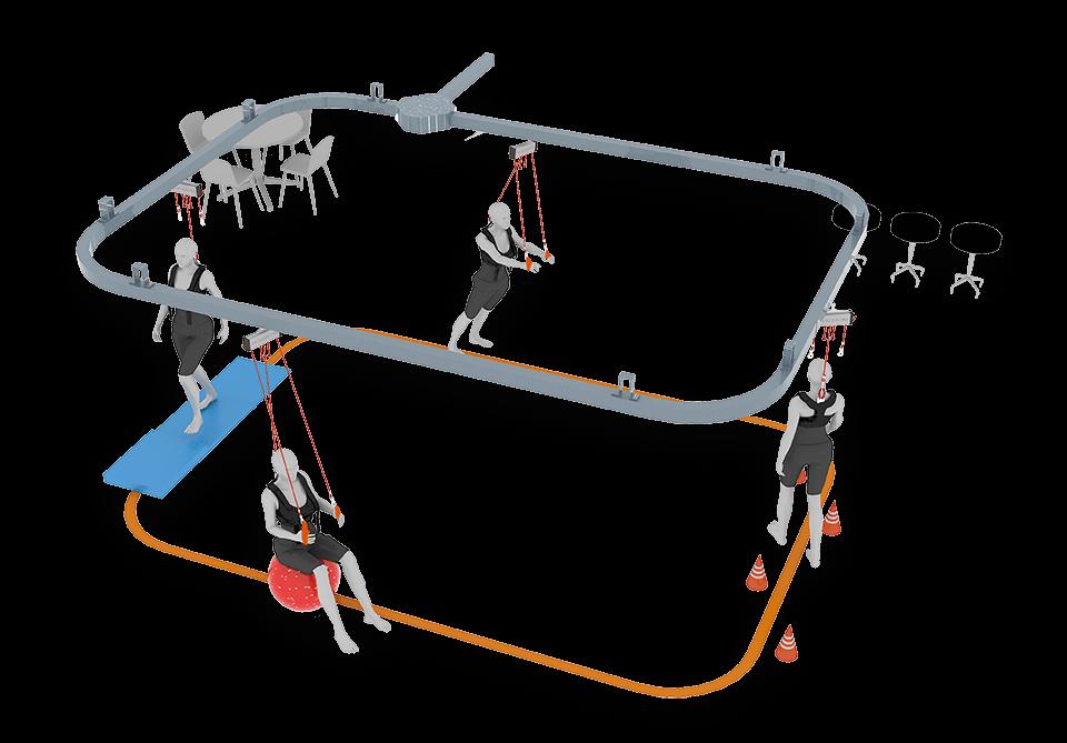GTS (Система по Тренировке Походки)